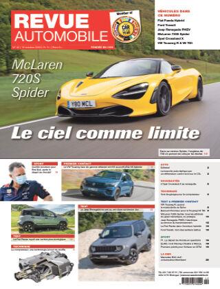 REVUE AUTOMOBILE No 42/2020
