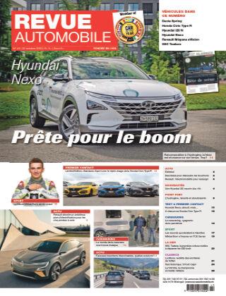 REVUE AUTOMOBILE No 43/2020