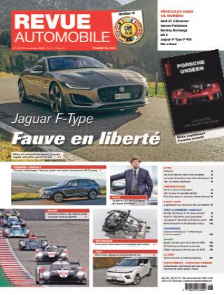 REVUE AUTOMOBILE No 46/2020