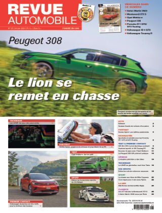 REVUE AUTOMOBILE No 25/2021