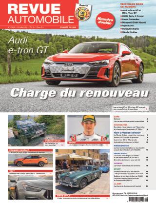 REVUE AUTOMOBILE No 28-29/2021
