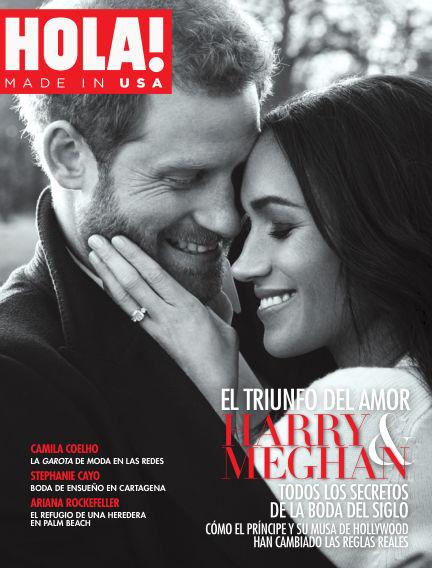Hola USA! (Spanish Edition) March 30, 2018 00:00