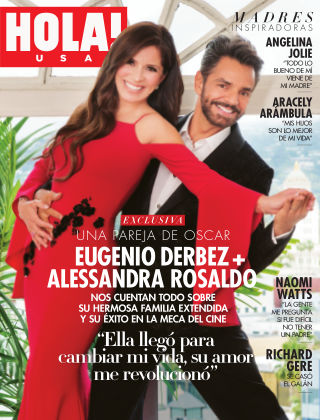 Hola USA! (Spanish Edition) May June 2018