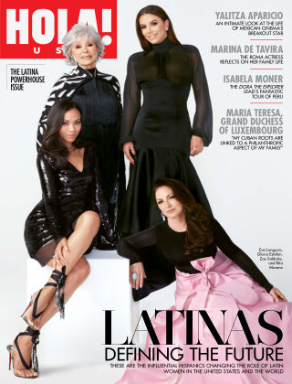 Hola USA! (English Edition) April 2019