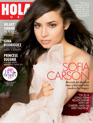 Hola USA! (English Edition) October 2018