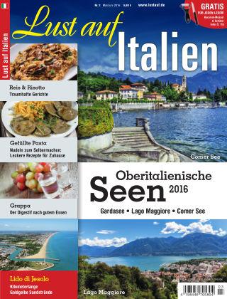 Lust auf Italien Italienische Seen