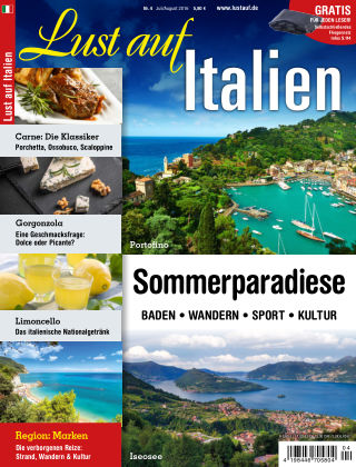 Lust auf Italien Sommerparadiese