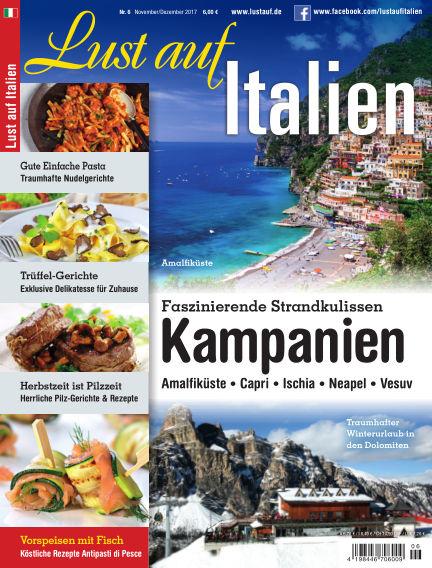 Lust auf Italien October 11, 2017 00:00