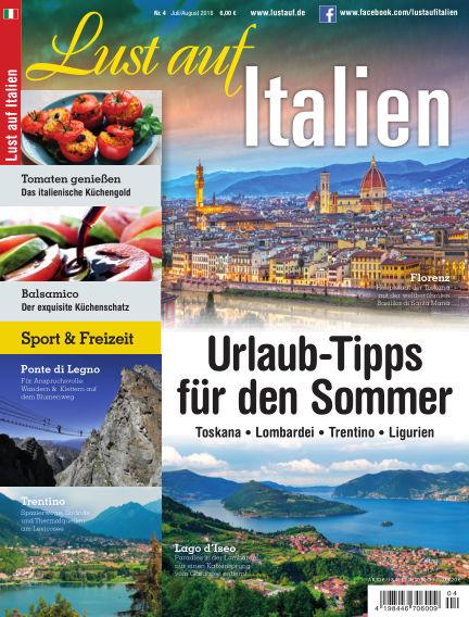 Lust auf Italien June 06, 2018 00:00