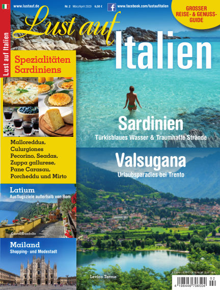 Lust auf Italien March 05, 2020 00:00