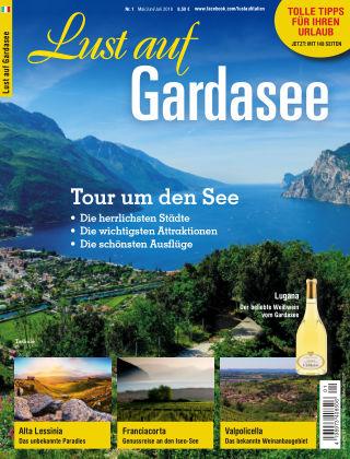 Lust auf Italien Sonderhefte Gardasee 2018