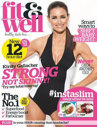 Fit and Well March 2016