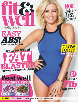 Fit and Well May 2016