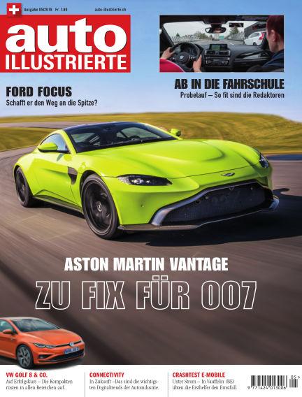 auto-illustrierte April 27, 2018 00:00