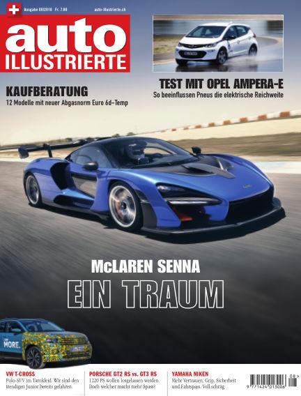 auto-illustrierte July 27, 2018 00:00
