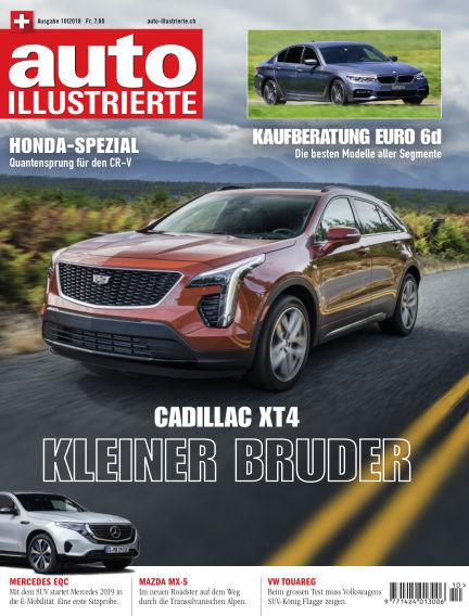 auto-illustrierte September 28, 2018 00:00