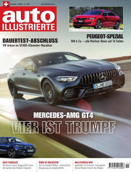 auto-illustrierte October 26, 2018 00:00