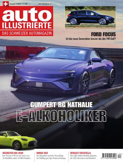 auto-illustrierte November 23, 2018 00:00