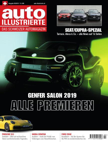 auto-illustrierte March 01, 2019 00:00