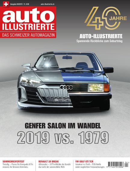 auto-illustrierte March 29, 2019 00:00