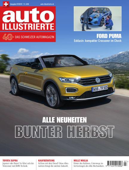 auto-illustrierte June 28, 2019 00:00