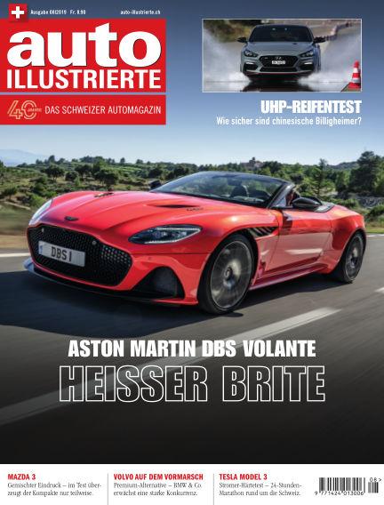 auto-illustrierte July 26, 2019 00:00