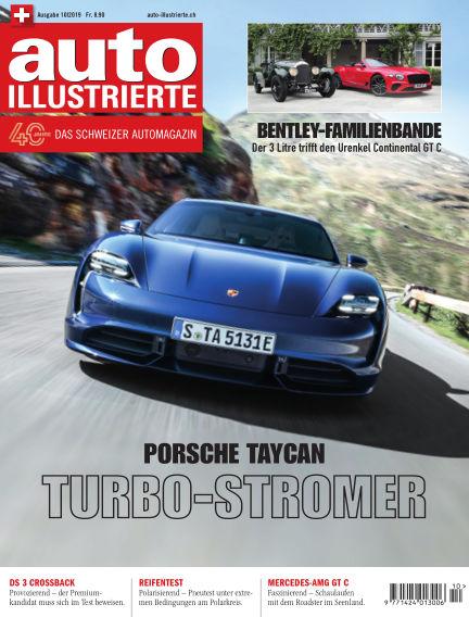 auto-illustrierte September 27, 2019 00:00