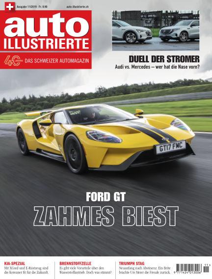 auto-illustrierte October 25, 2019 00:00