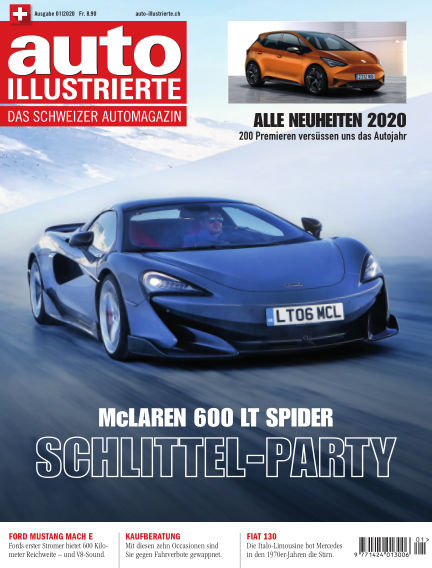 auto-illustrierte December 20, 2019 00:00