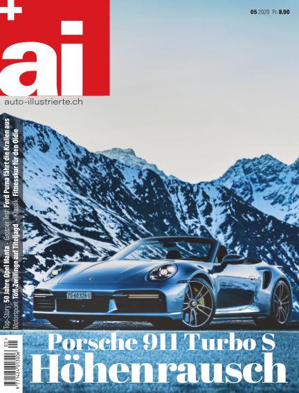 auto-illustrierte April 24, 2020 00:00