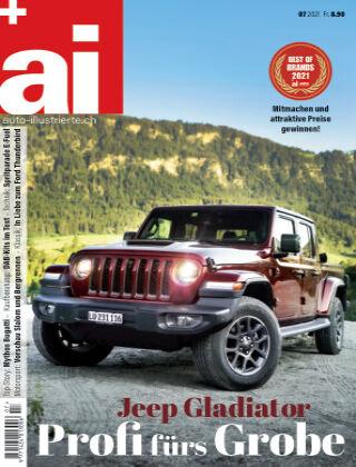 auto-illustrierte 07 2021