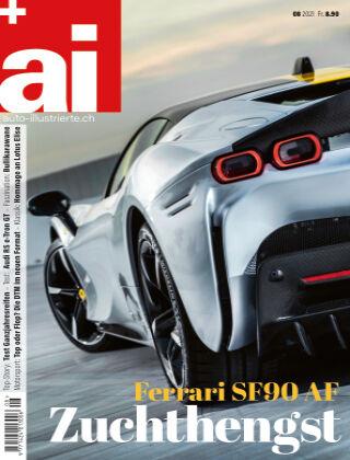 auto-illustrierte 08 2021