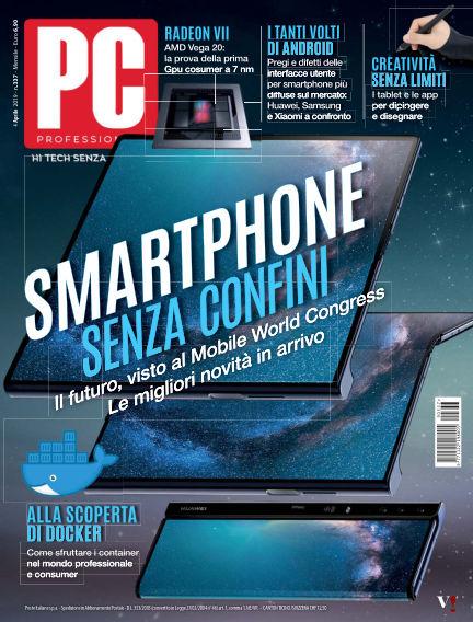 PC Professionale April 04, 2019 00:00