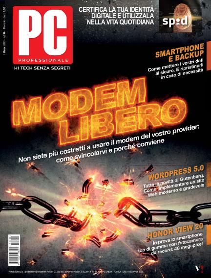 PC Professionale March 07, 2019 00:00