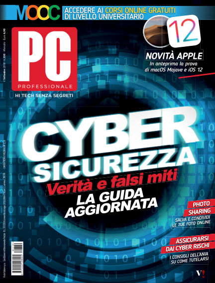 PC Professionale September 06, 2018 00:00