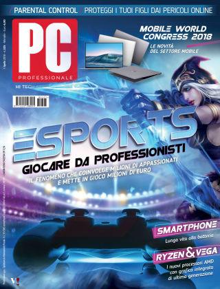 PC Professionale N. 325 Aprile 2018