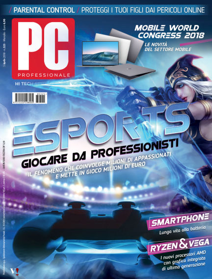 PC Professionale April 05, 2018 00:00