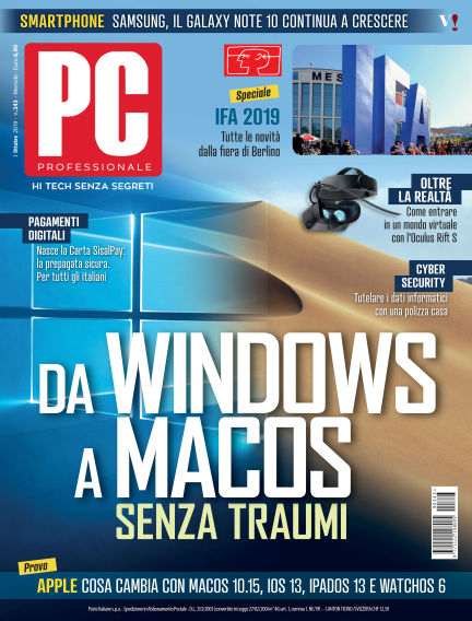 PC Professionale October 03, 2019 00:00