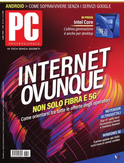 PC Professionale June 25, 2020 00:00