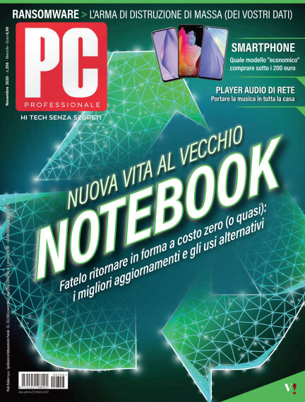 PC Professionale October 29, 2020 00:00