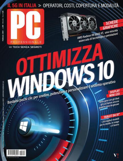 PC Professionale January 28, 2021 00:00
