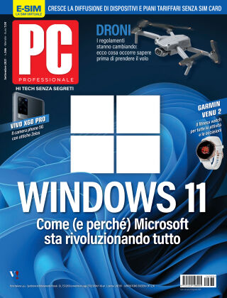 PC Professionale N. 366 Settembre2021