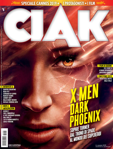 Ciak Magazine May 30, 2019 00:00