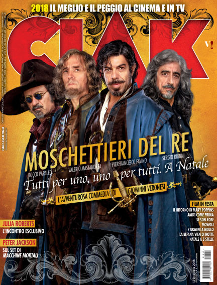 Ciak Magazine November 29, 2018 00:00