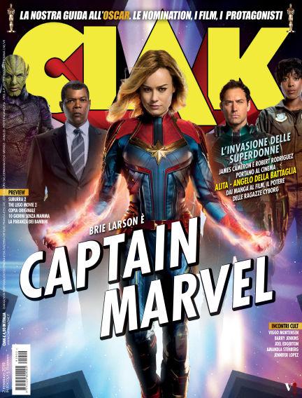 Ciak Magazine January 31, 2019 00:00