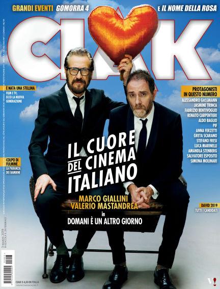 Ciak Magazine February 28, 2019 00:00