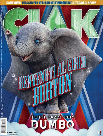 Ciak Magazine March 28, 2019 00:00