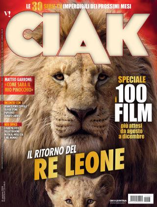 Ciak Magazine agosto 2019