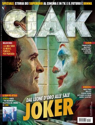 Ciak Magazine ottobre