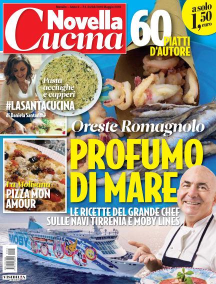 Novella Cucina May 24, 2019 00:00